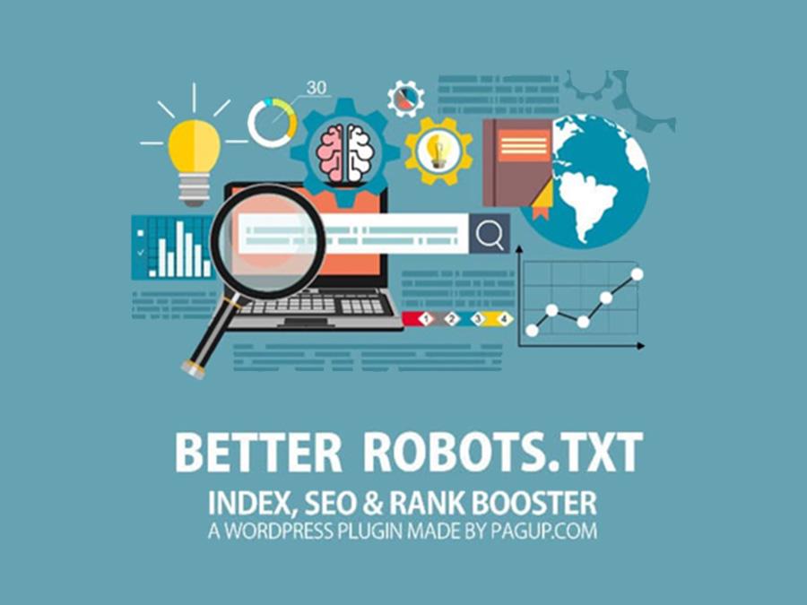 Better Robots.TXT Free Version