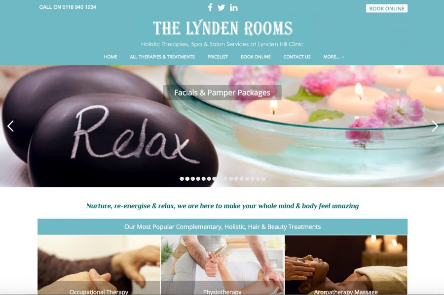Site Design Lynden Hill Rooms